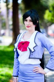 Setsuna Meiou from Sailor Moon S worn by Zephyr Makes Things