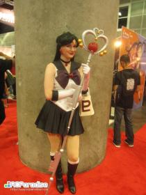 Sailor Pluto from Sailor Moon R  by Zephyr Makes Things