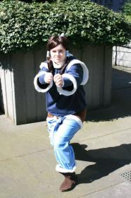 Korra from Legend of Korra, The  by CATastrophe519