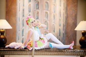 Anzu Futaba from iDOLM@STER Cinderella Girls