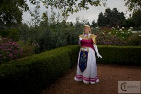 Princess Zelda from Legend of Zelda: Ocarina of Time worn by Rista-chan