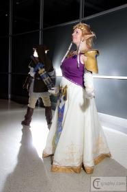 Princess Zelda from Legend of Zelda: Twilight Princess worn by Rista-chan