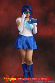 Super Sailor Mercury from Sailor Moon Super S  by Gatomon