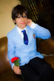 Haruhi Fujioka from Ouran High School Host Club worn by Gatomon