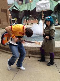 Scott Pilgrim from Scott Pilgrim worn by KinseyAndrew