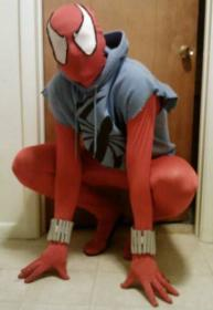 Scarlet Spider from Spider-man worn by KinseyAndrew