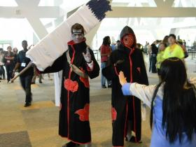 Kisame Hoshigaki from Naruto worn by KinseyAndrew