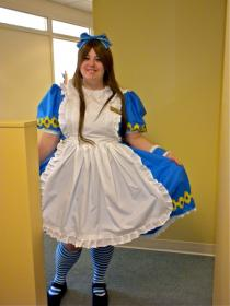 Alice Liddell from Heart no Kuni no Alice ~ Wonderful Wonder World~ worn by Alisha