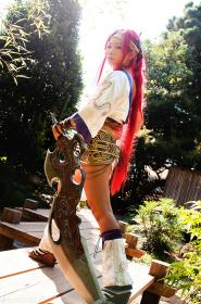 Nariko from Heavenly Sword worn by Weiward