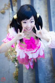 Nico Yazawa from Love Live! worn by Scarlet Havoc