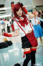 Maki Nishikino from Love Live! worn by Scarlet Havoc