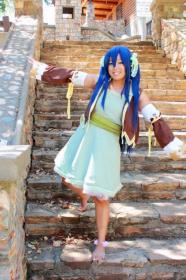 Wendy Marvel from Fairy Tail worn by Tarei