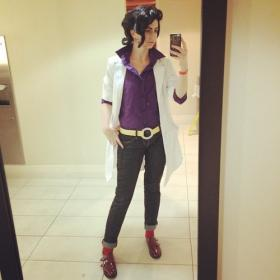 Professor Sycamore from Pokemon worn by Liebs