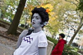 Cronus Ampora from MS Paint Adventures / Homestuck worn by Liebs