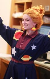 Ms. Frizzle from The Magic School Bus worn by Liebs