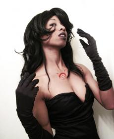 Lust from Fullmetal Alchemist worn by Renee W.