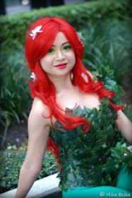 Poison Ivy from Batman worn by jelfish
