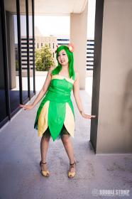 Bellossom from Pokemon worn by Coffee-Cat Cosplay