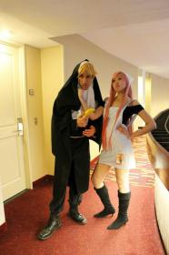 Maria from Arakawa Under the Bridge worn by Sakuya Cosplay