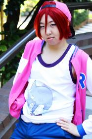 Rin Matsuoka from Free! - Iwatobi Swim Club worn by Sakuya Cosplay