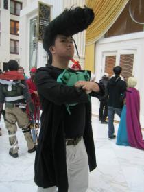 Bulat from Akame ga Kill!