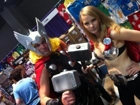 Thor Girl from Thor