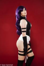 Psylocke from X-Men worn by ShatteredStitch