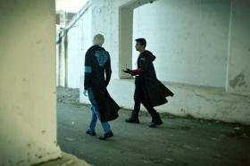 Vergil from DmC (Worn by Panzer )