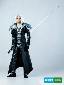 Sephiroth from Final Fantasy VII  by Panzer