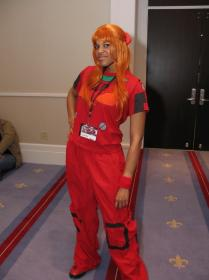 Asuka Shikinami from Evangelion 2.22 worn by The Jackal