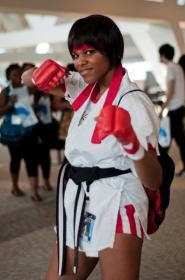 Sakura Kasugano from Street Fighter IV worn by The Jackal