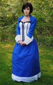 Elizabeth from Bioshock Infinite worn by April Gloria