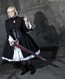 Saber Alter from Fate/Hollow Ataraxia worn by Soul_Siren
