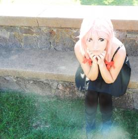 Yuno Gasai from Future Diary worn by Savii