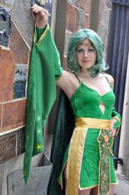 Rydia from Final Fantasy IV worn by Elathera