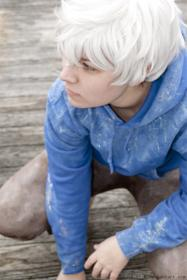 Jack Frost from Rise of the Guardians worn by Lyte
