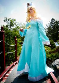 Rosalina from Super Mario Galaxy worn by Lyte
