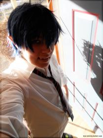 Rin Okumura from Blue Exorcist worn by Lyte
