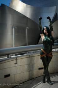 Madame Hydra from Marvel Comics worn by Angi Viper