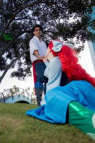 Ariel from Little Mermaid  by Angi Viper