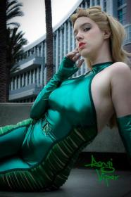 Viper from Marvel Comics worn by Angi Viper