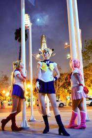 Sailor Uranus from Sailor Moon S by konekoanni