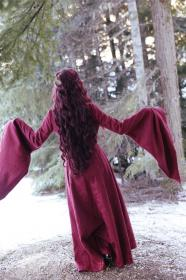 Melisandre from Game of Thrones  by konekoanni