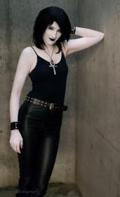 Death from Sandman worn by konekoanni