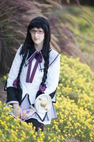 Homura Akemi from Madoka Magica  by konekoanni