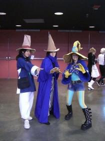 Black Mage from Final Fantasy Tactics worn by midorichi