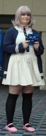 Chiaki Nanami from Super Dangan Ronpa 2