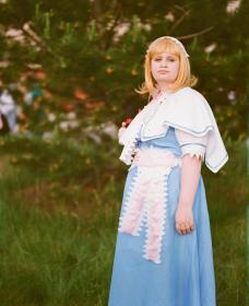 Alice Margatroid from Touhou Project worn by Jamie