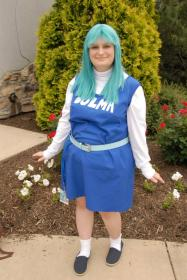 Bulma Briefs from Dragonball Z worn by Jamie