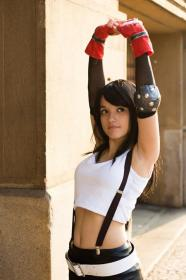 Tifa Lockhart from Final Fantasy VII worn by Yu Kisaragi